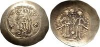 Aspron Trachy 1160/1164, BYZANZ Manuel I. ...