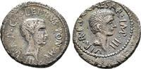 Denar 42 v. Chr., Imperatorische Prägungen...