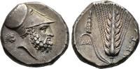 Didrachme 340/330 v.  Lukanien