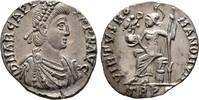 Siliqua 392/395, Kaiserliche Prägungen Arc...