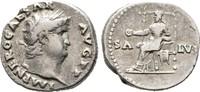 Denar 67/68. Kaiserliche Prägungen Nero, 5...