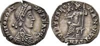 Siliqua 404/408, Kaiserliche Prägungen Hon...