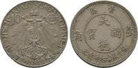 10 Cent 1909 A. KIAUTSCHOU  Sehr schön +