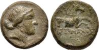 Bronze 250/190 v.  Aiolis  Sehr schön