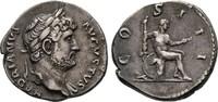 Denar 125/128, Kaiserliche Prägungen Hadri...