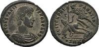 Follis 351-354, Kaiserliche Prägungen Cons...