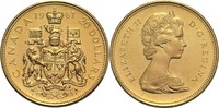 20 Dollar 1967 Kanada Elisabeth II. St