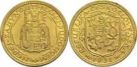 1 Dukat 1931 Tschechoslowakei Republik ss-vz