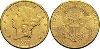 20 Dollars 1907 S Vereinigte Staaten  ss