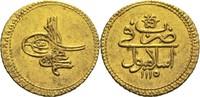 1 Zeri Istanbul AH 1115 (17 Türkei / Osman...