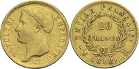20 Francs 1812 M Frankreich Napoleon I. 18...