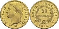 20 Francs 1812 W Frankreich Napoleon I. 18...