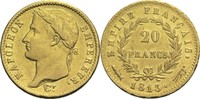 20 Francs 1813 Frankreich Napoleon I. 1804...