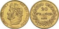 20 Francs 1835 W Frankreich Louis Philippe...