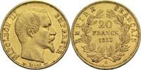 20 Francs 1853 A Frankreich Napoleon III. ...