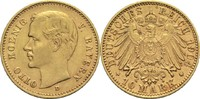 10 Mark 1904 D Bayern, Königreich Otto 188...