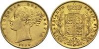 1 Pfund 1856 Grossbritannien Victoria ss