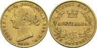1 Pfund 1868 Australien Victoria ss