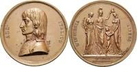 Bronzemedaille 1797 Frankreich / Italien C...