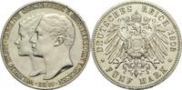5 Mark 1903 A Sachsen-Weimar-Eisenach Wilh...