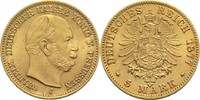 5 Mark 1877 C Preussen, Königreich Wilhelm...