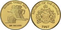 100 Dalasis 1997 Gambia  PP