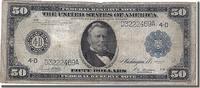 Vereinigte Staaten Fifty Dollars