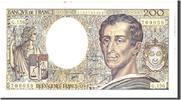 200 Francs 1994 Frankreich  EF(40-45)