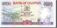 5000 Shillings 1993 Uganda  UNC(65-70)