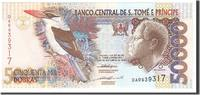 50,000 Dobras 1996 Saint Thomas and Prince...