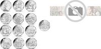 Set 2015 Not Ap Frankreich Monnaie de Pari...