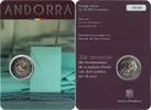 2 Euro 2015 Andorra Coincard, 2 Euro Major...