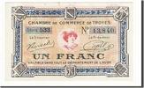 1 Franc Not Applica Frankreich  AU(55-58)