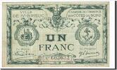 1 Franc  Frankreich Saint-Brieuc, SS+, Pir...
