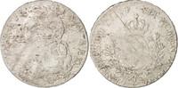 Ecu 1744 K Frankreich Louis XV, Écu au ban...