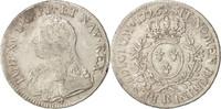 Ecu 1726 R Frankreich Louis XV, Écu aux br...