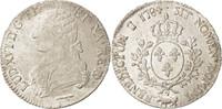 Ecu 1784 Pau Frankreich Louis XVI, Écu de ...