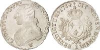 Ecu 1784 I Frankreich Louis XVI, Écu aux b...