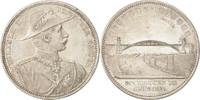 Medal 1895 Deutschland Bridge Grünthal Rai...