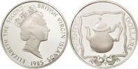 20 Dollars 1985 FM BRITISH VIRGIN ISLANDS ...