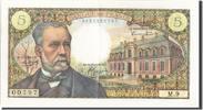 5 Francs 1966 Frankreich  AU(50-53)