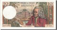 10 Francs 1965 Frankreich  AU(50-53)