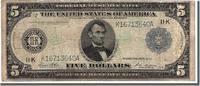 Vereinigte Staaten Five Dollars
