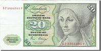 20 Deutsche Mark 1980 GERMANY - FEDERAL REPUBLIC  AU(50-53)  70,00 EUR  zzgl. 10,00 EUR Versand