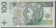 100 Zlotych 1994 Polen  AU(55-58)