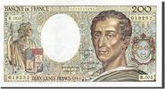 200 Francs 1981 Frankreich  AU(55-58)