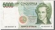 5000 Lire 1984-1985 Italien  AU(50-53)