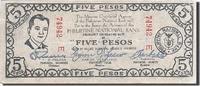 5 Pesos 1942 Philippinen  AU(55-58)