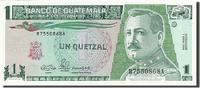 1 Quetzal 1989-1990 Guatemala  UNC(65-70)
