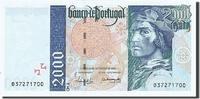 2000 Escudos 1995-1997 Portugal KM:189c, 1...